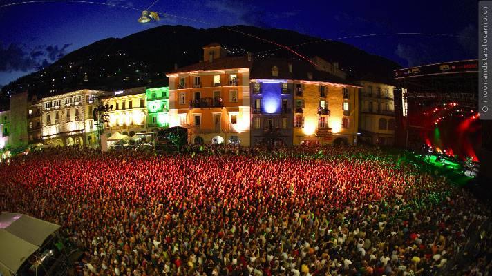 """""""Moon & Stars Festival"""" -  Piazza Grande"""
