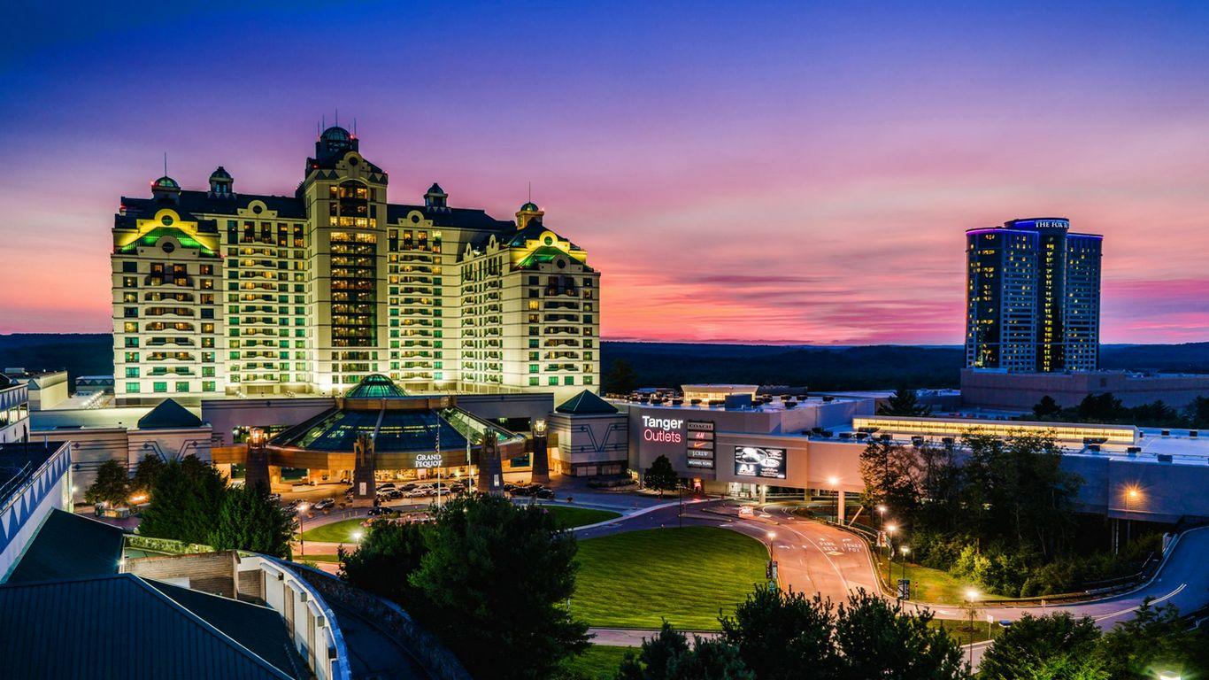 Grand Theater, Foxwoods Casino