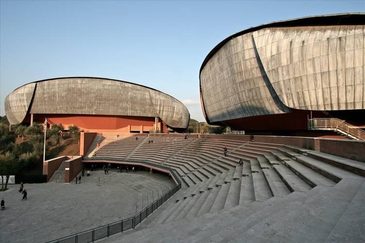 Auditorium - La Cavea