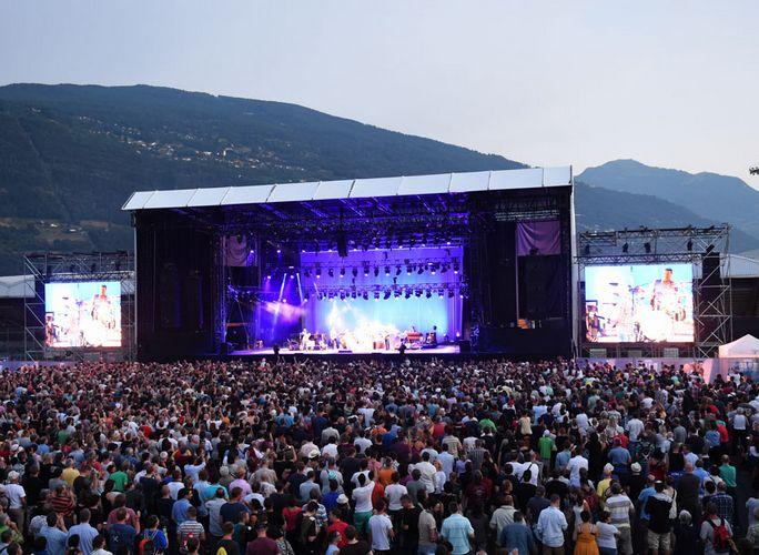 Festival Sion sous les Etoiles